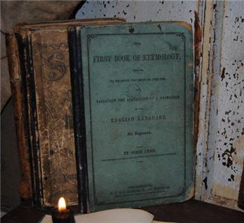 First Book Of Etymology