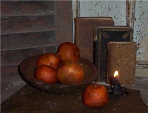 Pumpkin Gourds - Set/6-