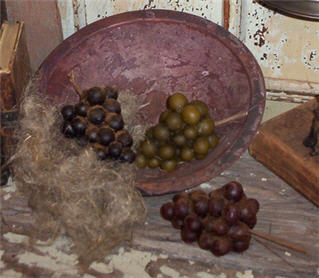 Grapes - Beeswax-