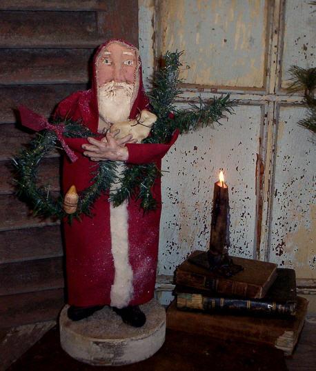 Belsnickle Santa-
