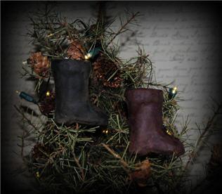 Santa Boots-