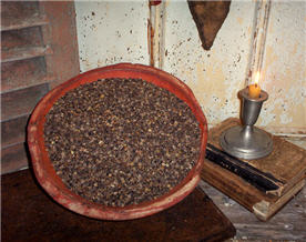 Buckwheat Hulls