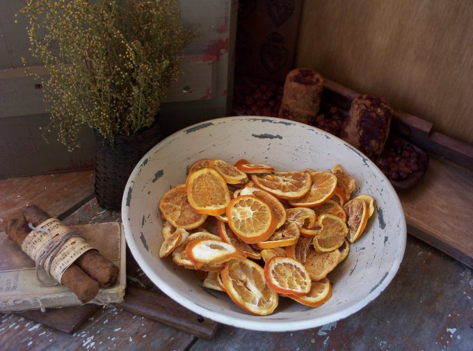 Orange Slices-orange, slices