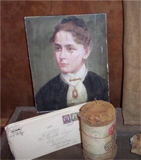 Elizabeth Badger Canvas Portrait-