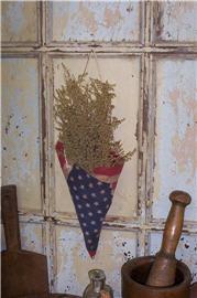 Flag Cone-flag, americana, cone