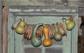 Gourd Garland - Large-