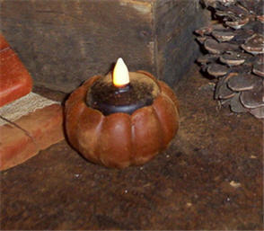 Mini Pumpkin Flicker-