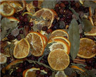 Orange Marmalade Potpourri-