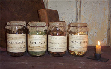Pantry Jars - Assorted