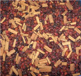 Red Hot Cinnamin Rosehip Potpourri-cinnamon, red hot, rosehips