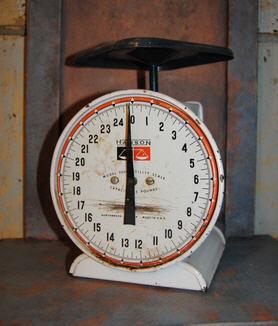 Vintage Scale-