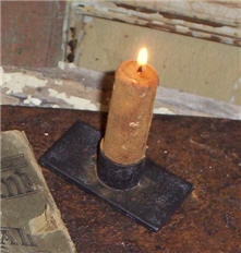 Single Candle Holder-