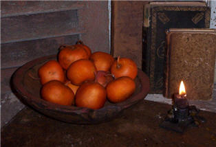 Pumpkin Gourds - Set/6
