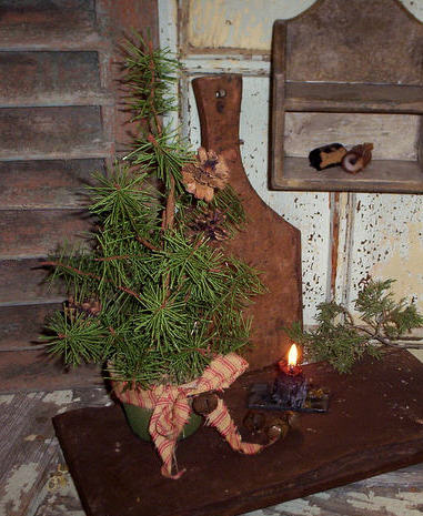 Country Primitive Wood Crafts